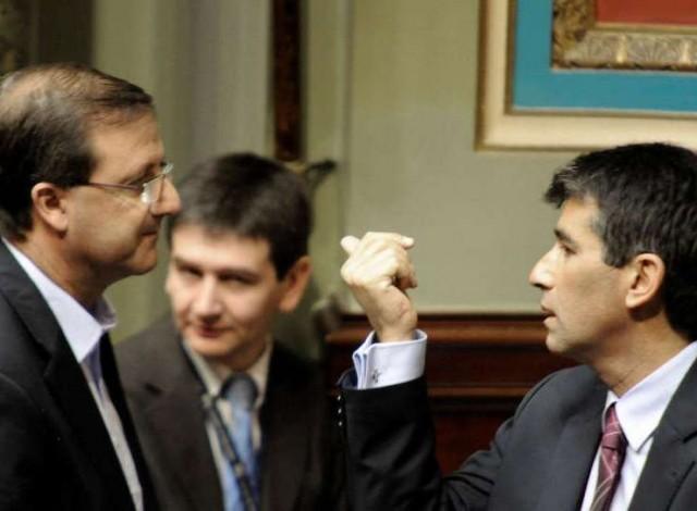 Portal 180 - Frente Amplio: Sendic y De León suspendidos; Almagro expulsado