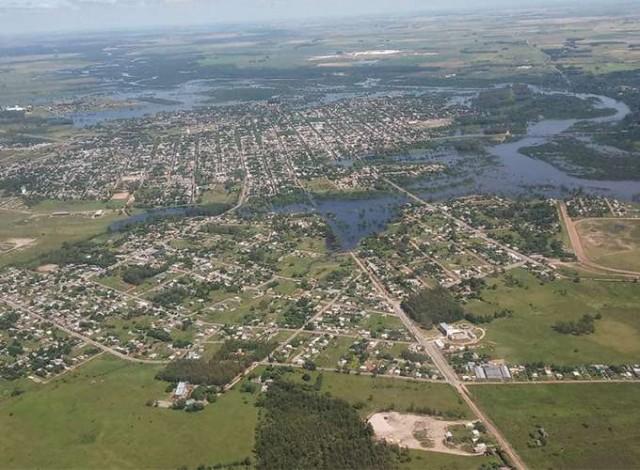 Portal 180 - Desplazados por inundaciones llegaron a 2.420