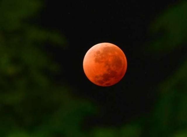 Portal 180 - Los detalles del eclipse que se verá a medianoche