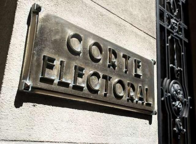 Portal 180 - Financiamiento político: por qué la Corte Electoral no investigará presuntas ilegalidades