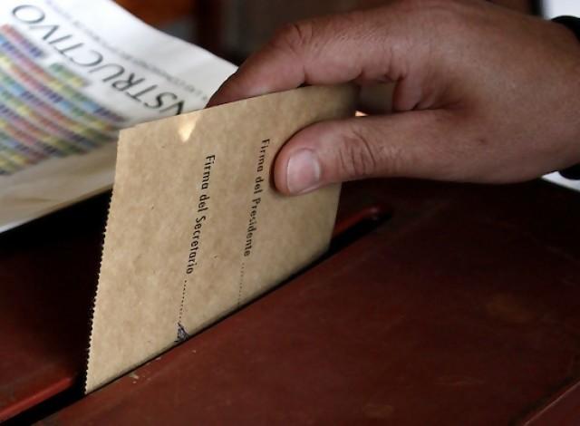 Portal 180 - Para dónde van los votos en blanco y anulados