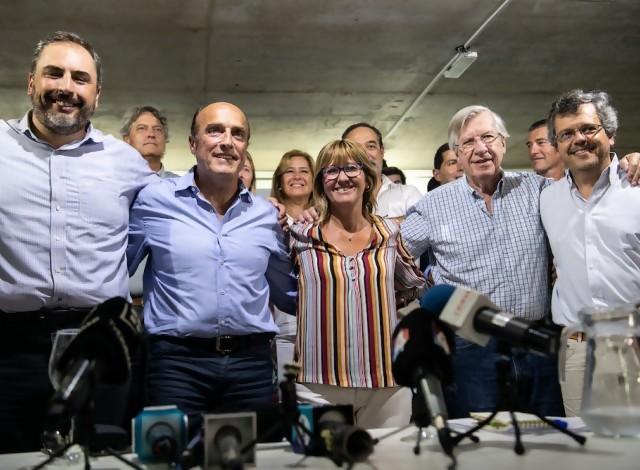 """Portal 180 - Martínez se lanza a """"seguir encabezando la transformación de Montevideo"""""""