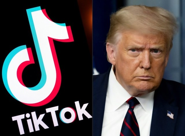 """Portal 180 - Estados Unidos promete medidas contra TikTok """"en los próximos días"""""""