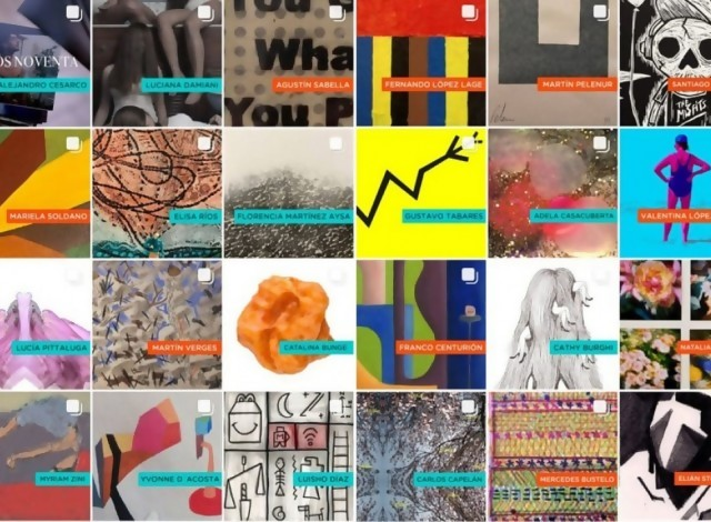 Portal 180 - Coleccionables de emergencia: arte colaborativo en pandemia