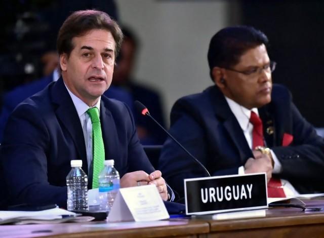 Portal 180 - El cruce de Lacalle con Maduro y Díaz Canel en la Celac