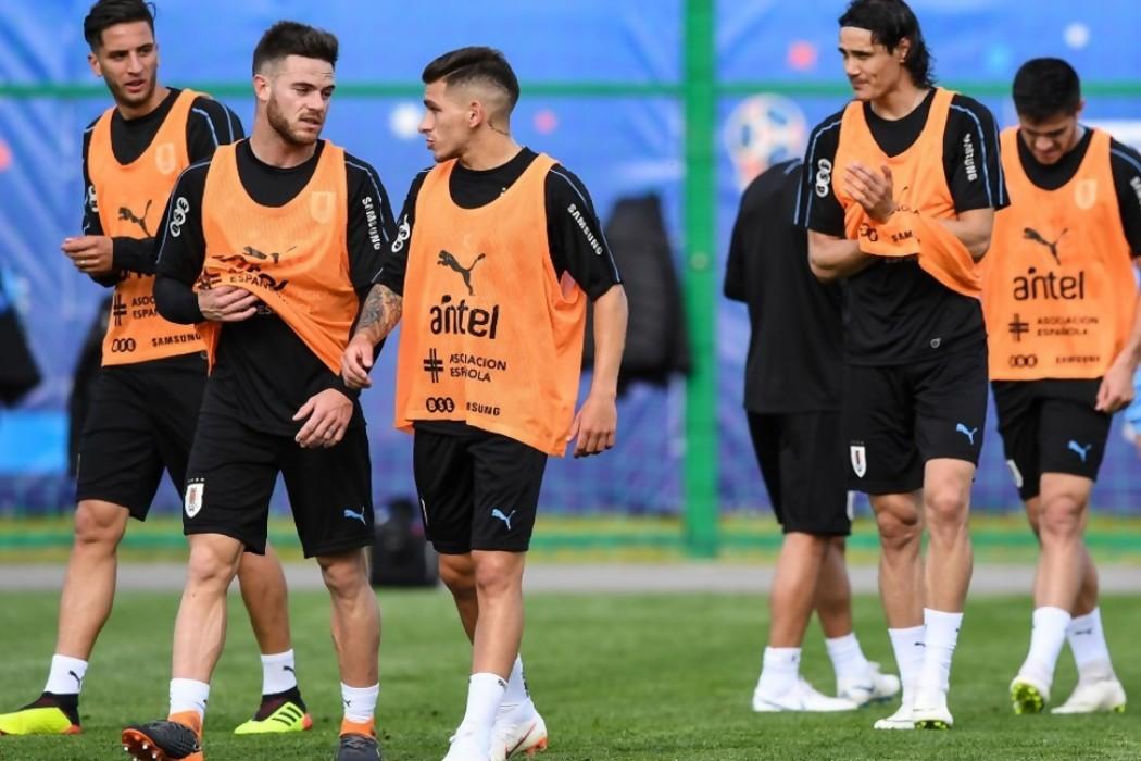 El mediocampo de Uruguay: Un estilo que ilusiona  — Sol | Del Sol 99.5 en el la Copa América 2019