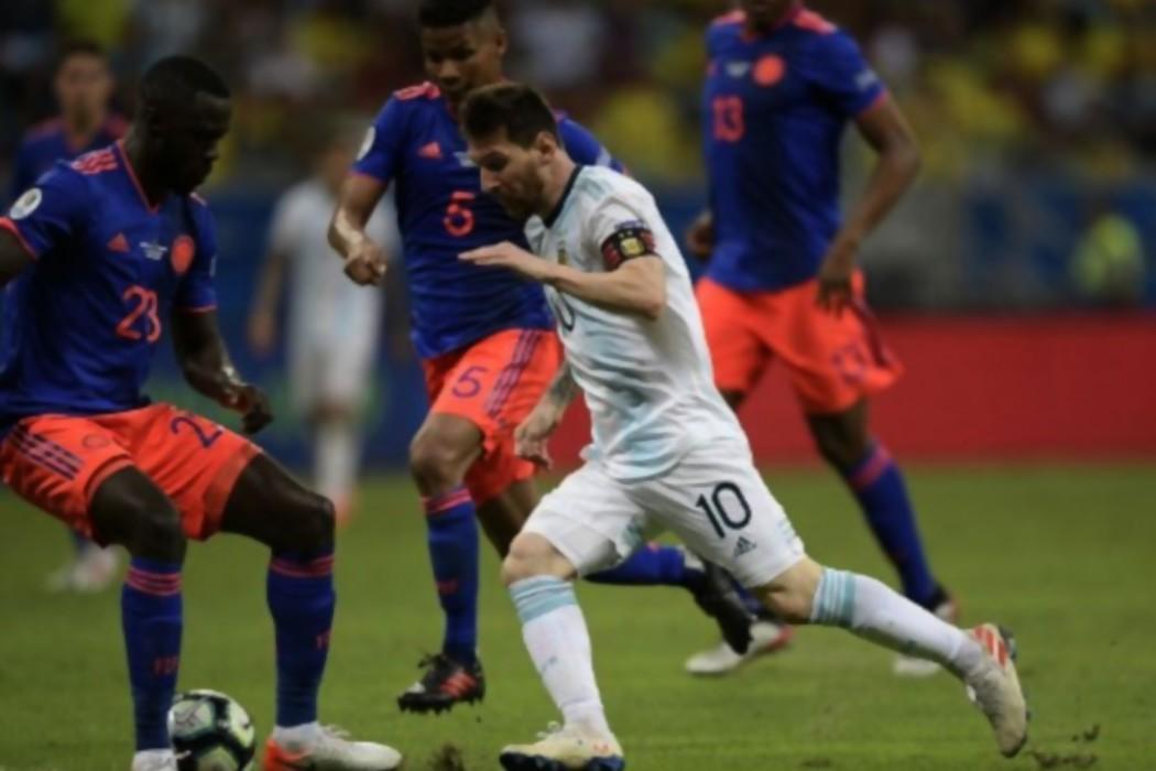 Colombia 2 - 0 Argentina — DelSol | Del Sol 99.5 en el Mundial Rusia 2018