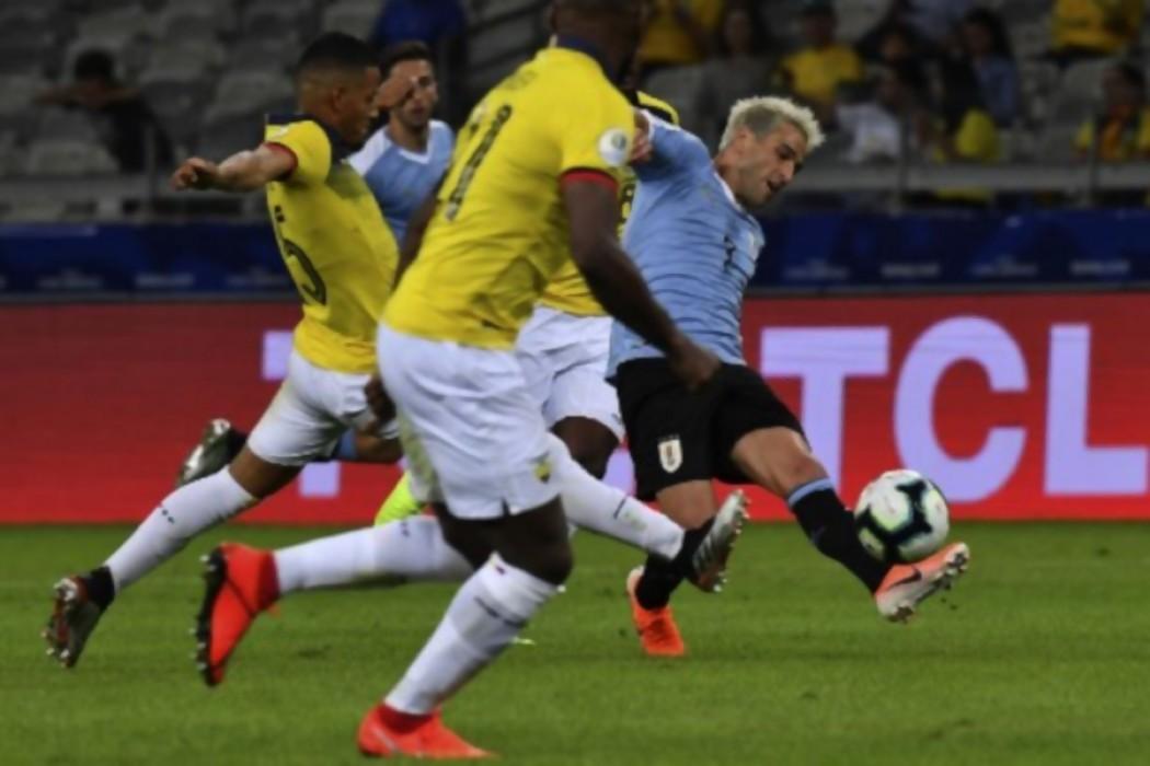 Uruguay 4 - 0 Ecuador — Sol | Del Sol 99.5 en el la Copa América 2019
