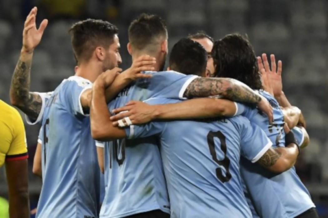 """""""Un gran trabajo colectivo de Uruguay para llevarse una victoria que ilusiona"""" — Sol   Del Sol 99.5 en el la Copa América 2019"""