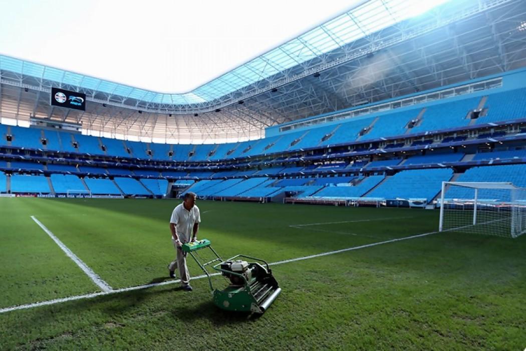 Gonzalo desde Porto Alegre — Sol | Del Sol 99.5 en el la Copa América 2019