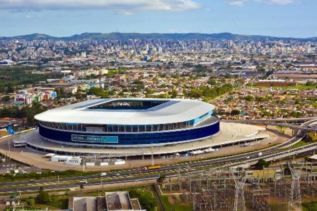 Recorriendo Porto Alegre con 13a0  — Sol | Del Sol 99.5 en el la Copa América 2019