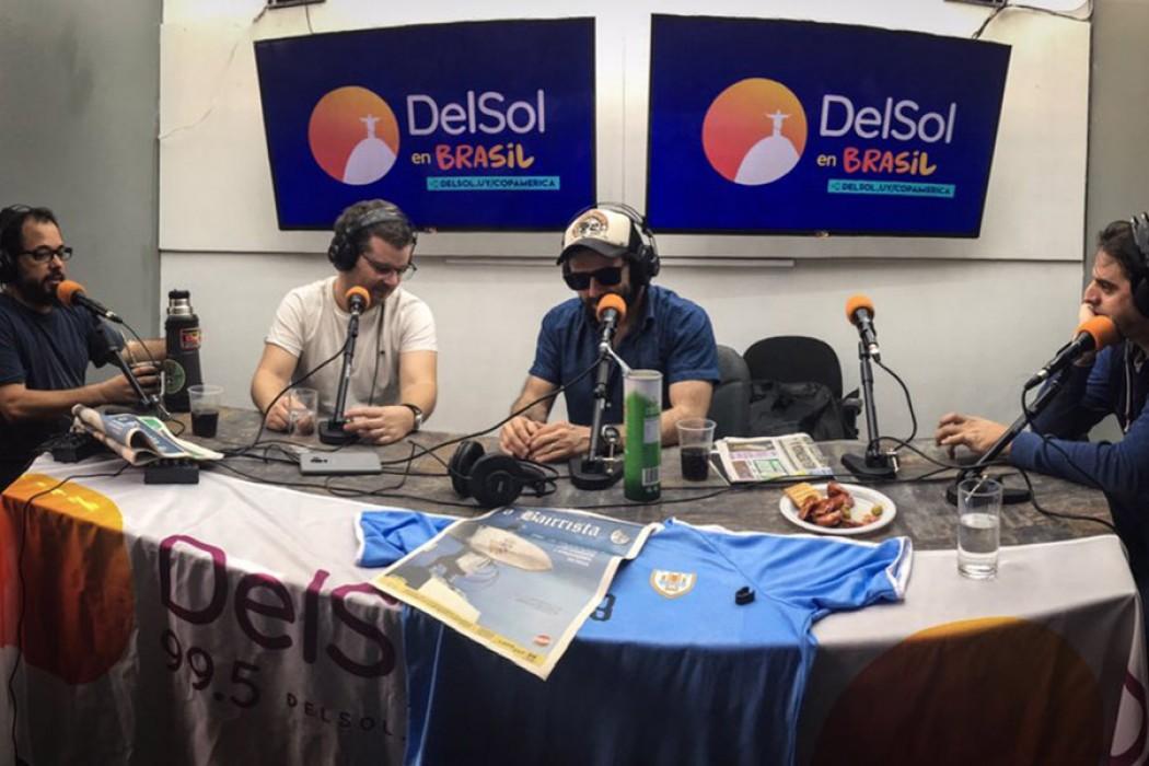 Previa en Porto Alegre – Bloque 1 — Sol | Del Sol 99.5 en el la Copa América 2019