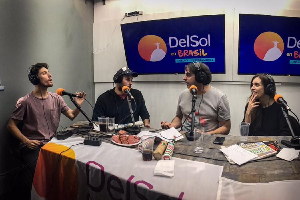 Previa en Porto Alegre – Bloque 2 — Sol | Del Sol 99.5 en el la Copa América 2019