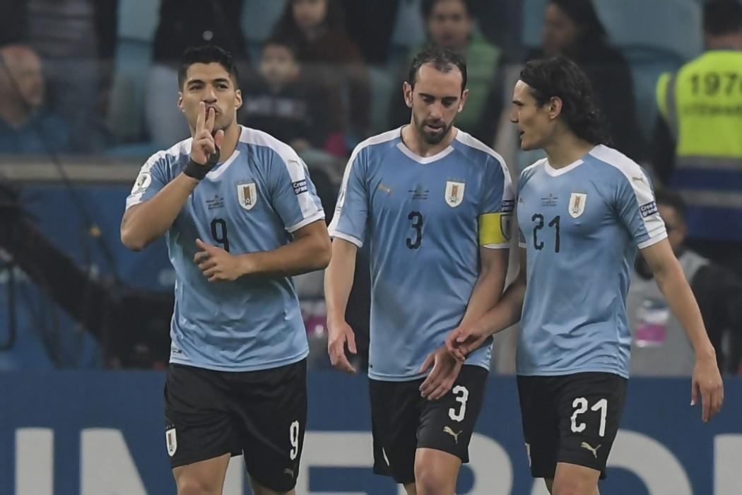 Uruguay 2 - 2 Japón — Sol   Del Sol 99.5 en el la Copa América 2019