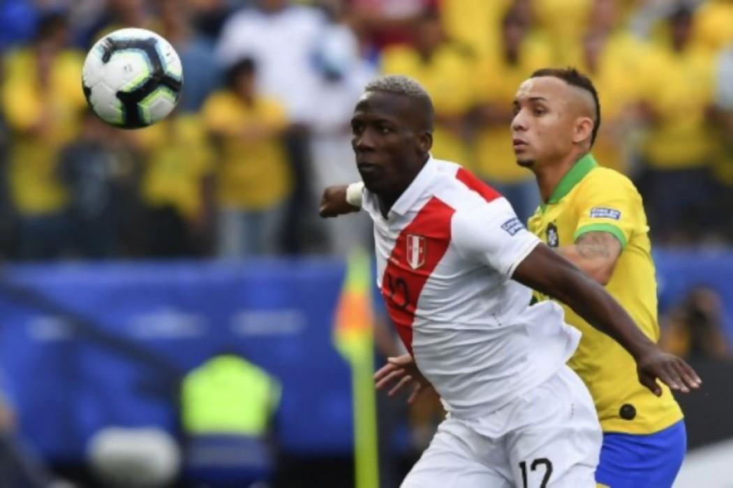 Brasil 5 - 0 Perú — Sol | Del Sol 99.5 en el la Copa América 2019