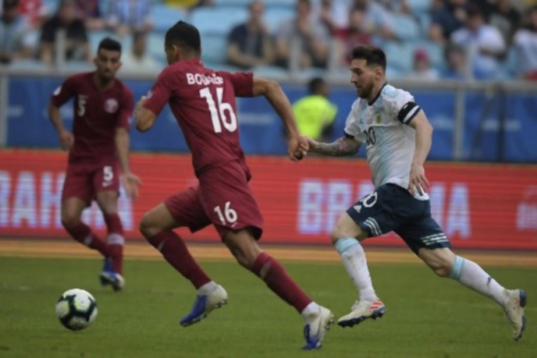 Argentina 2 - 0 Qatar — Sol | Del Sol 99.5 en el la Copa América 2019