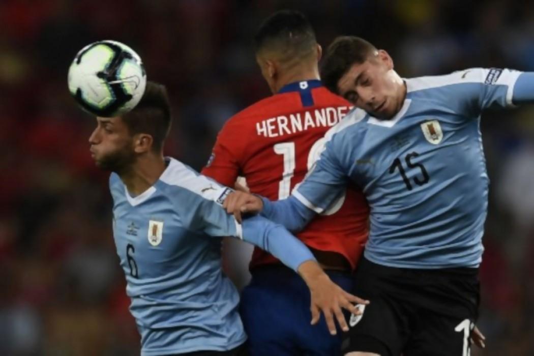 Uruguay 1 - 0 Chile — Audios | Del Sol 99.5 en el la Copa América 2019