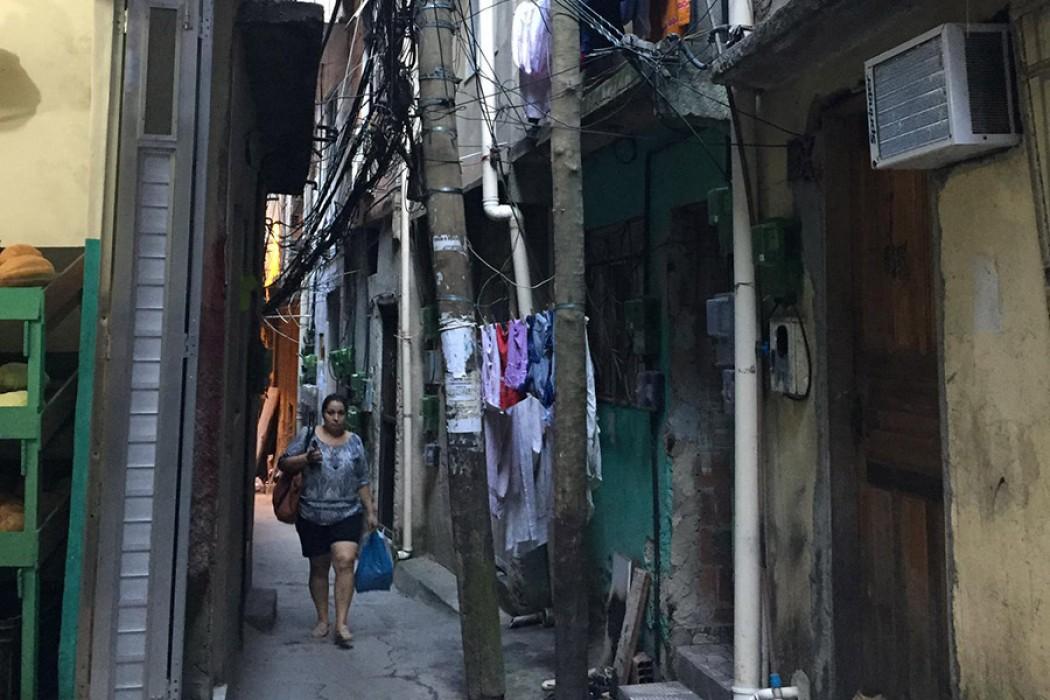El relato de Gonzalo de su paso por la favela Tavares Bastos — DelSol | Del Sol 99.5 en el la Copa América 2019