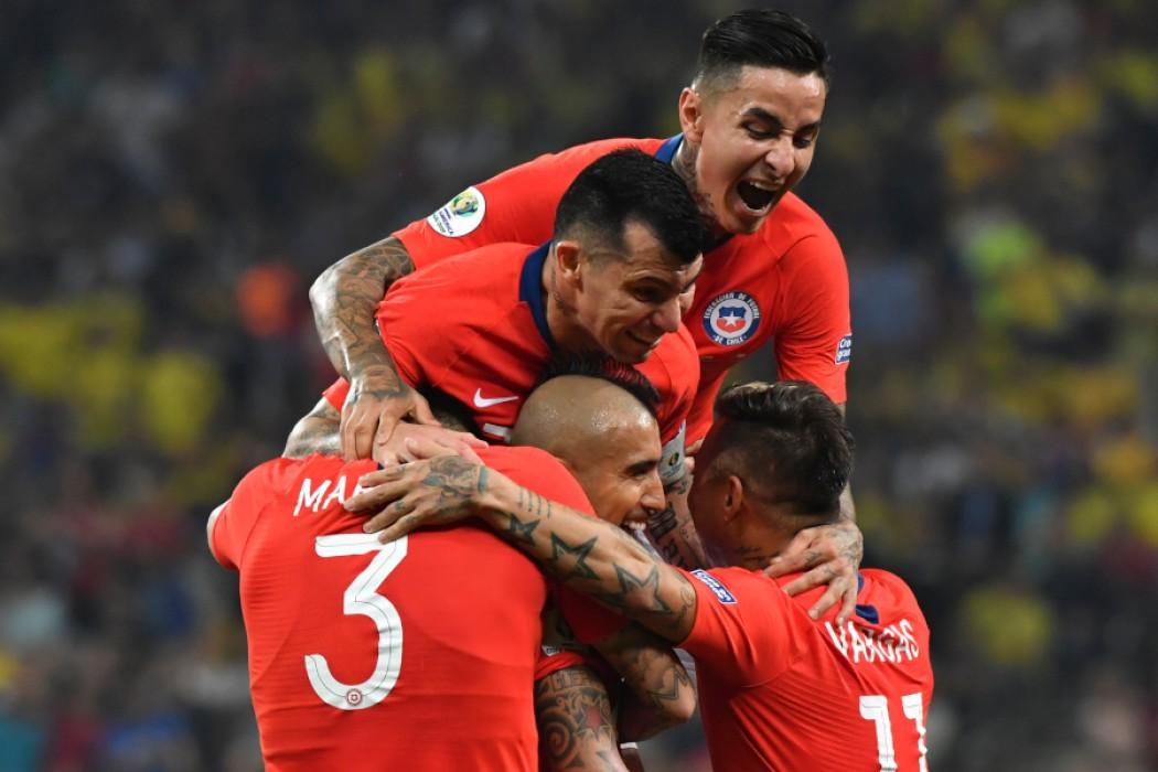 Chile 0 (5) - 0 (4) Colombia — Audios | Del Sol 99.5 en el la Copa América 2019