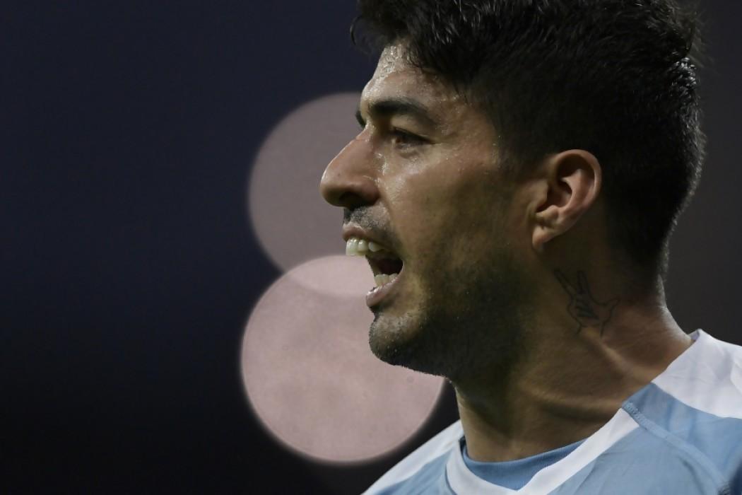 Gonza Delgado tratando de resucitar desde Brasil — Sol | Del Sol 99.5 en el la Copa América 2019