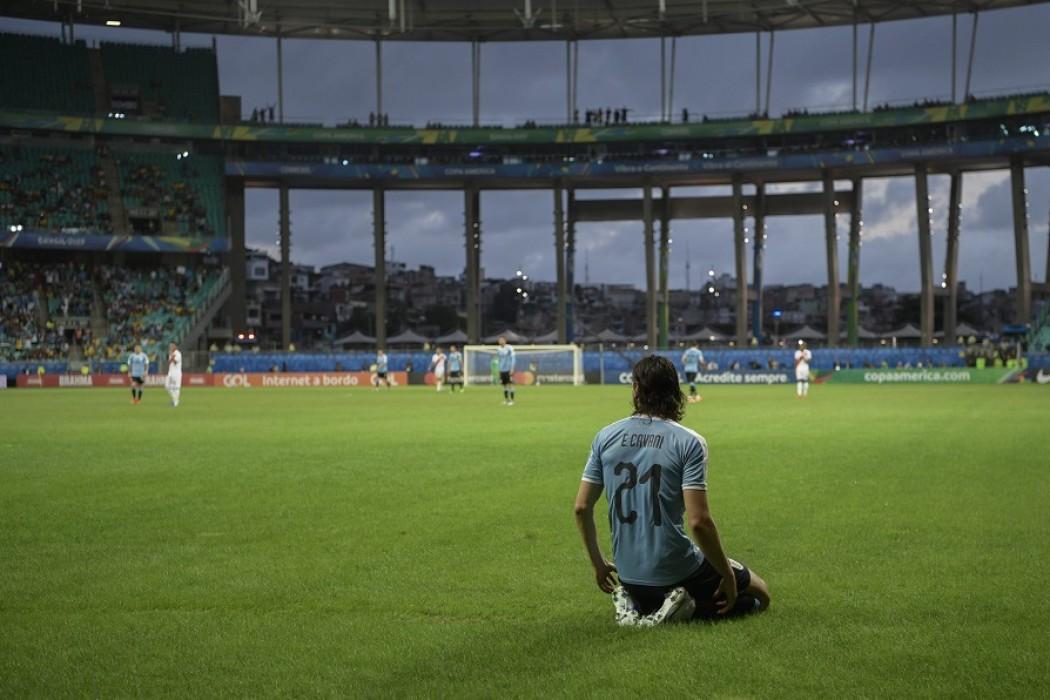 Darwin y el desconsuelo: por perder jugando casi bien y por el VAR en general, como pudridor del fútbol  — Audios | Del Sol 99.5 en el la Copa América 2019