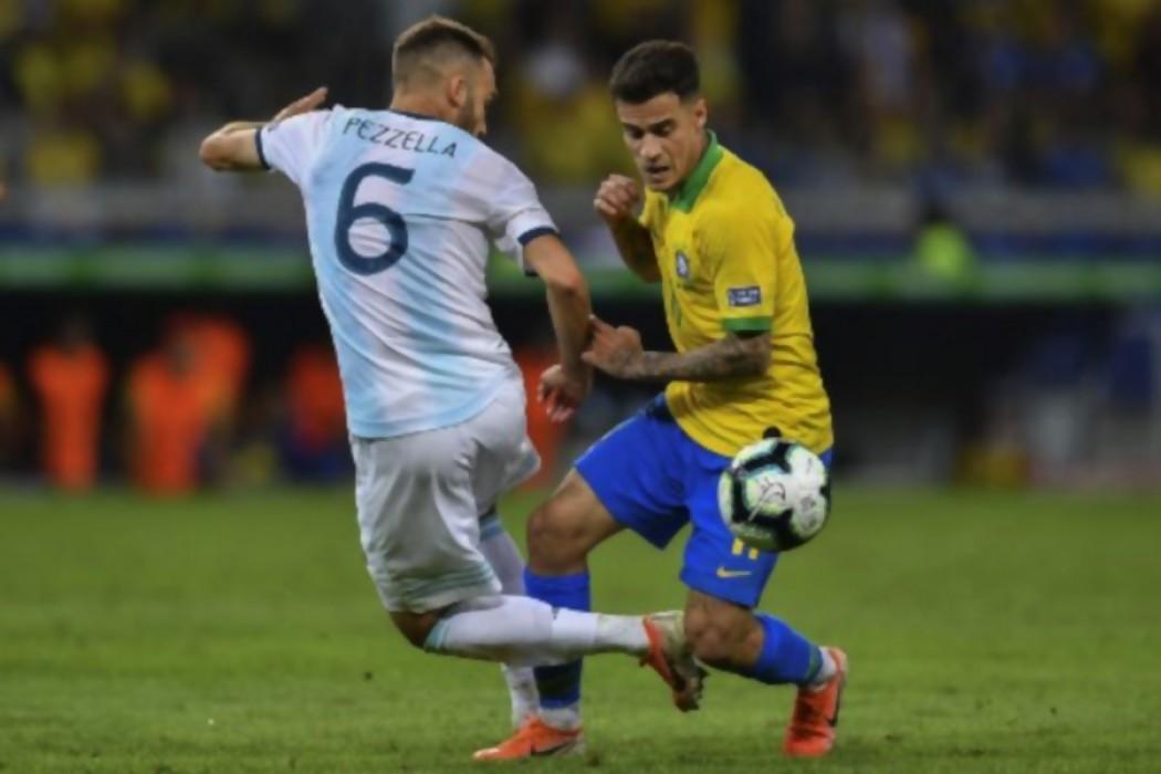 Brasil 2 - 0 Argentina — Audios | Del Sol 99.5 en el la Copa América 2019