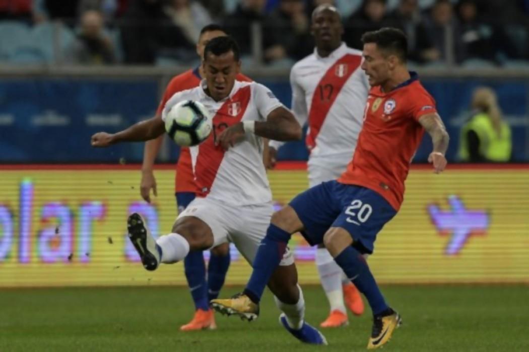 Perú 3 - 0 Chile — Audios | Del Sol 99.5 en el la Copa América 2019