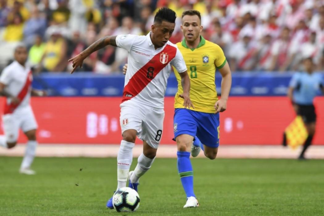 La previa de Brasil - Perú — Audios | Del Sol 99.5 en el la Copa América 2019