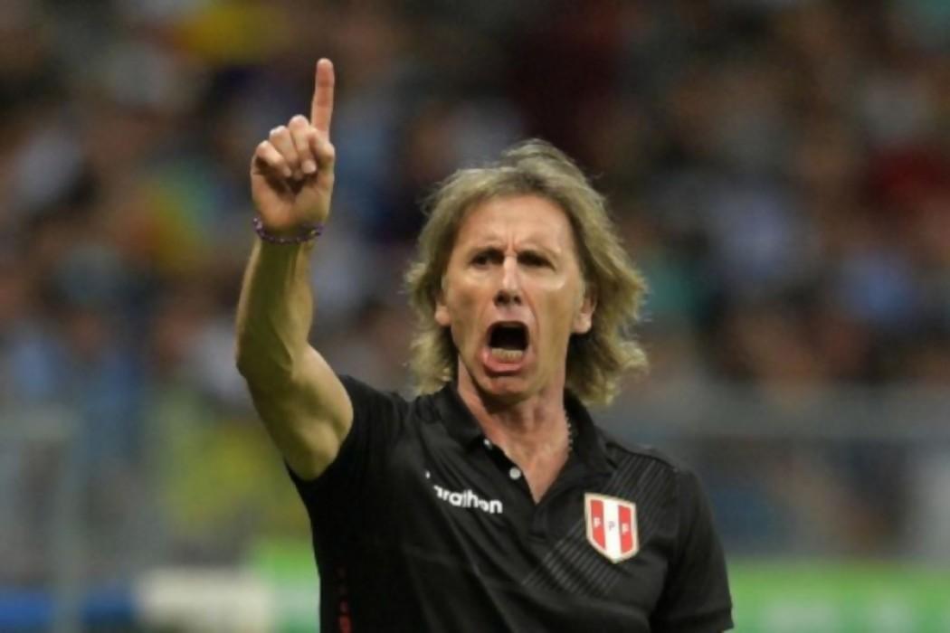 Los logros de Ricardo Gareca al frente de la selección de Perú — Audios | Del Sol 99.5 en el la Copa América 2019