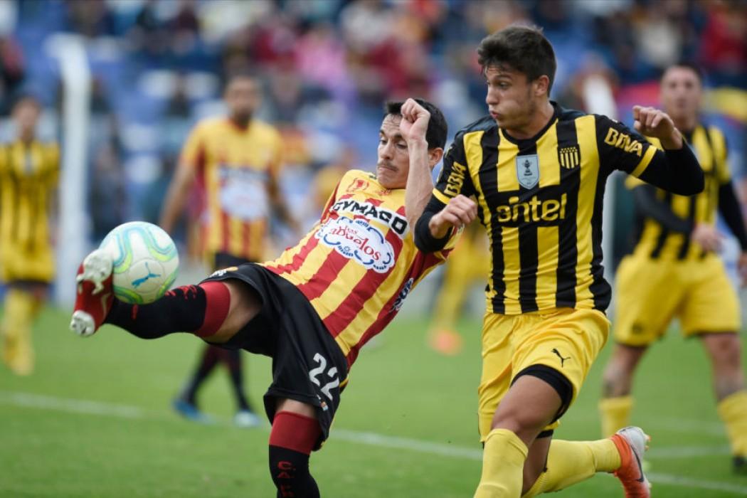 Progreso 1 - 1 Peñarol  — DelSol | Del Sol 99.5 en el Mundial Rusia 2018