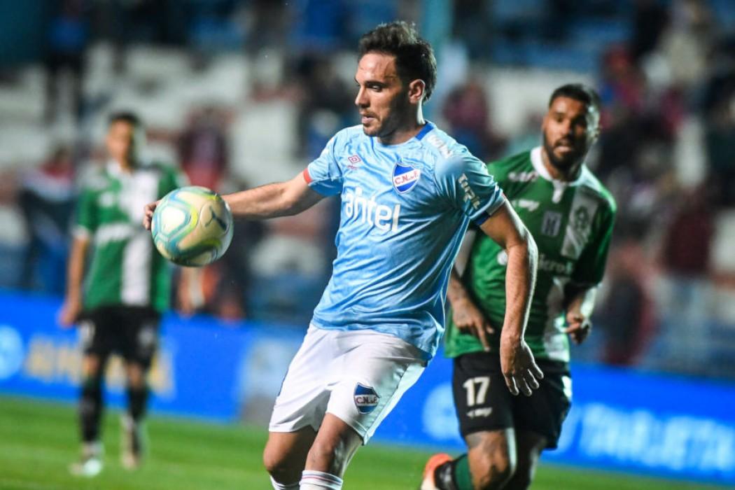 Nacional 3 - 0 Racing — DelSol | Del Sol 99.5 en el la Copa América 2019