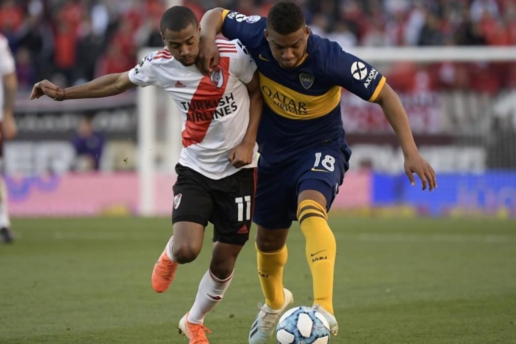 Camino a la final: Se viene Boca – River — DelSol | Del Sol 99.5 en el la Copa América 2019