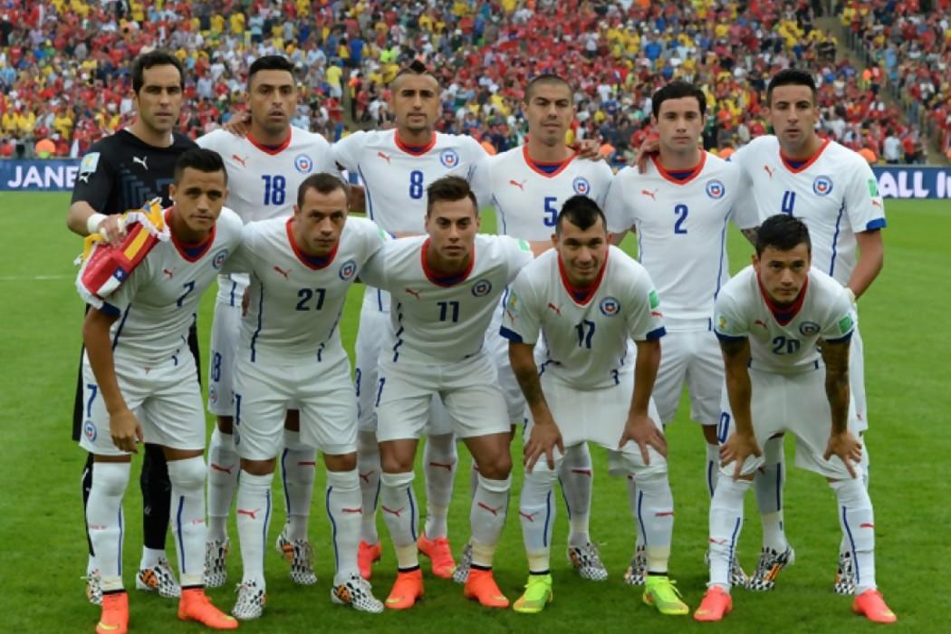 Chile y su Generación Dorada — DelSol | Del Sol 99.5 en el la Copa América 2019