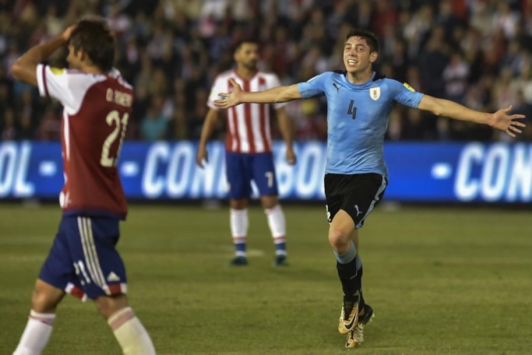 Fede Valverde, de patear sueños en pañales a protagonista inolvidable — DelSol | Del Sol 99.5 en el Mundial Rusia 2018