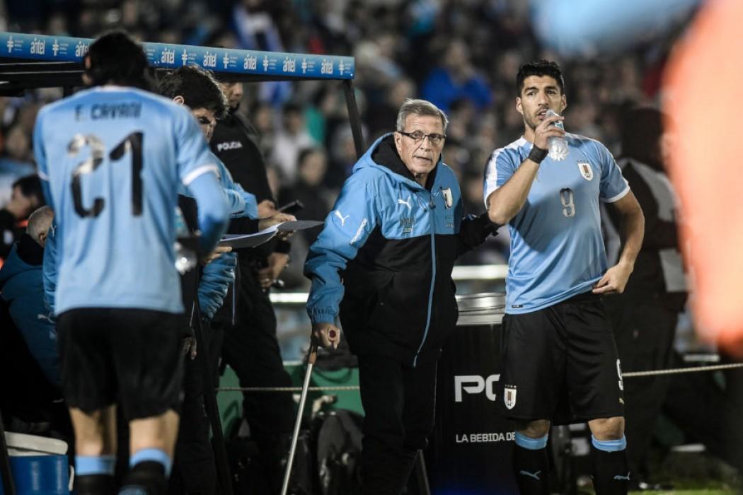 Encuesta: ¿Luis Suárez o el Maestro Tabárez? — DelSol | Del Sol 99.5 en el la Copa América 2019