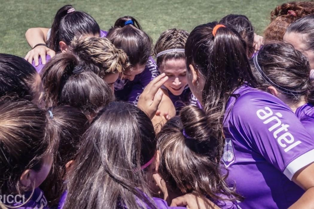 Son de primera: El proyecto del fútbol femenino en Defensor Sporting — DelSol | Del Sol 99.5 en el la Copa América 2019