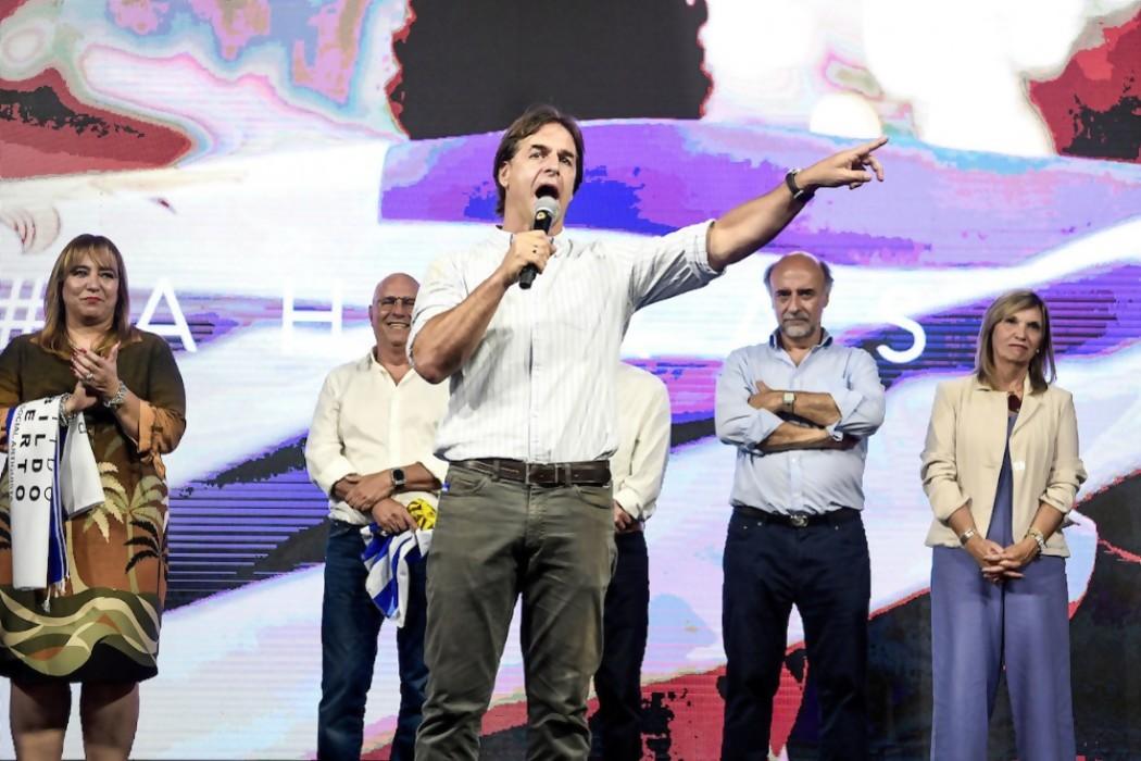 Lacalle Pou cerró con la idea de un presidente de la coalición en 2024 — DelSol | Del Sol 99.5 en el Mundial Rusia 2018