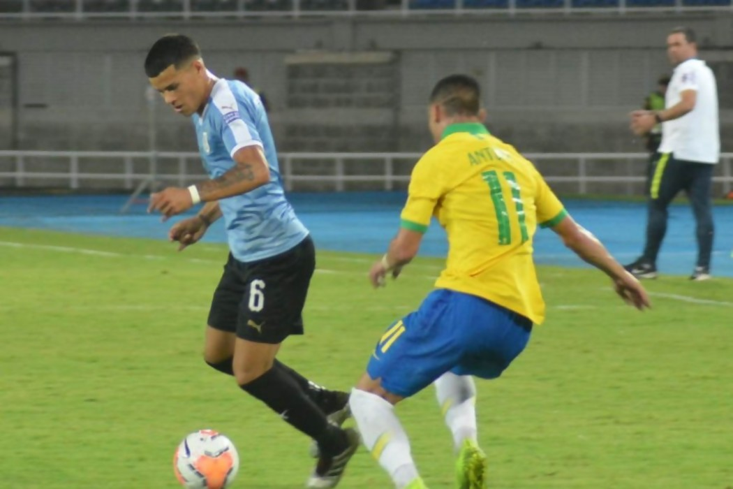 Uruguay 1 - 3 Brasil — DelSol | Del Sol 99.5 en el Mundial Rusia 2018