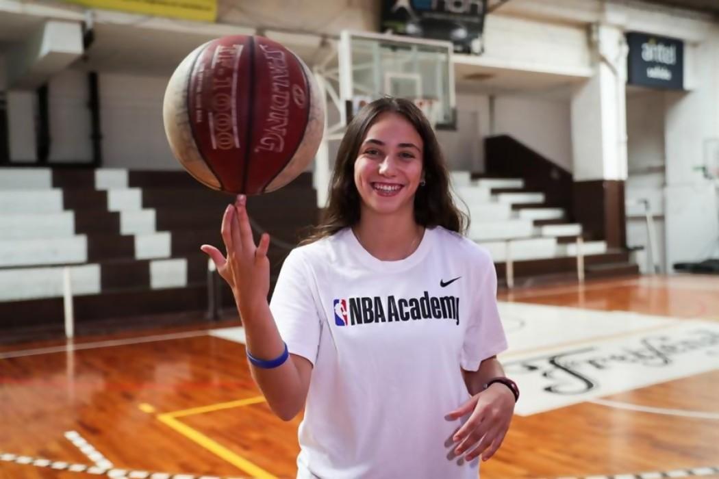 Una uruguaya en la NBA: La experiencia de Florencia Niski — DelSol | Del Sol 99.5 en el la Copa América 2019