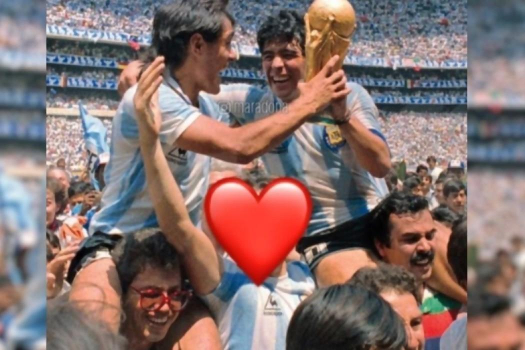 El fantasma campeón de 1986 — DelSol | Del Sol 99.5 en el Mundial Rusia 2018