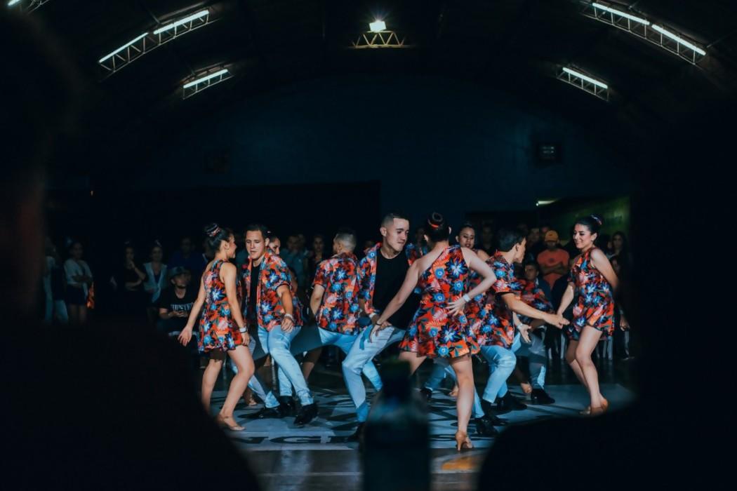 Vamos a bailar la cumbia, la cumbia del Panamá. — DelSol | Del Sol 99.5 en el Mundial Rusia 2018