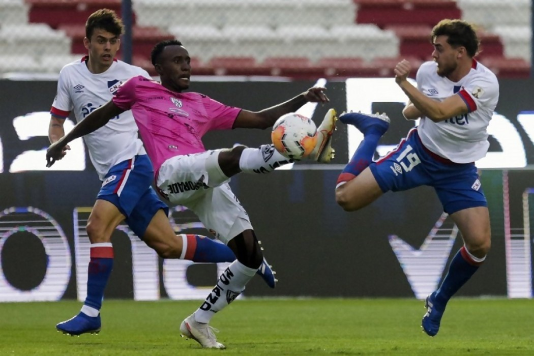 Nacional 0 (4) - (2) 0 Independiente del Valle — DelSol | Del Sol 99.5 en el la Copa América 2019