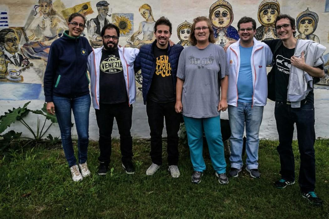 Tanco, Cotelo, Fabregat y Delgado en #LaMesaRusa desde San Javier  — Sol | Del Sol 99.5 en el Mundial Rusia 2018