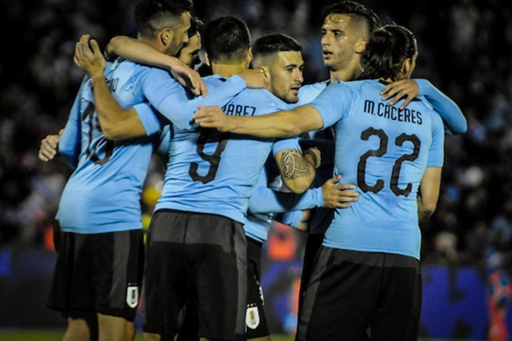 La previa galáctica de Uruguay - Uzbekistán  — Sol | Del Sol 99.5 en el Mundial Rusia 2018