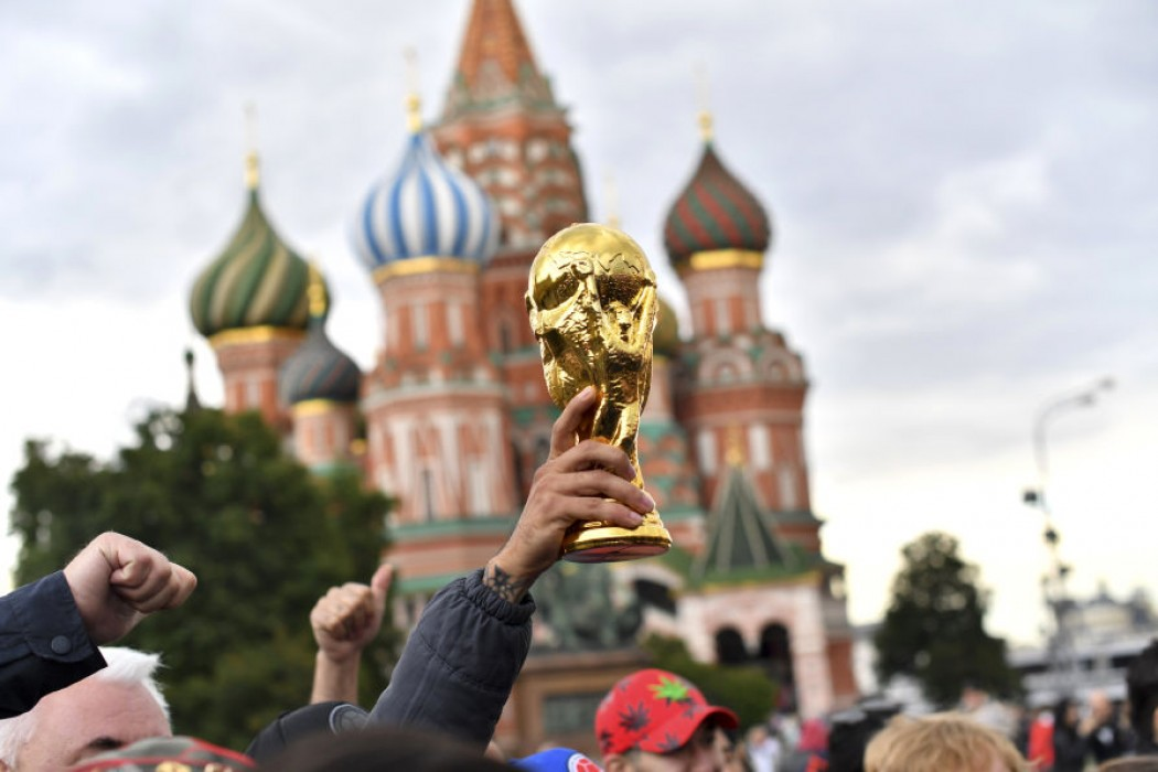 Darwin en Rusia sin efectivo y con sauna — Sol | Del Sol 99.5 en el Mundial Rusia 2018