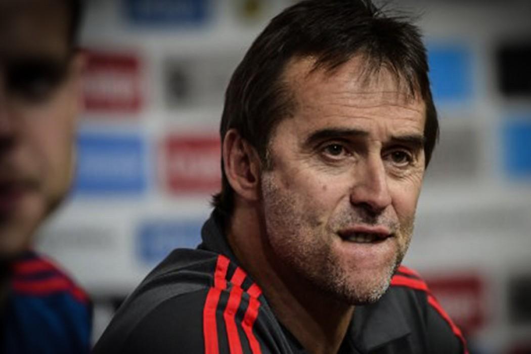 España despidió a su entrenador a un día del inicio del Mundial de Rusia 2018 — Sol | Del Sol 99.5 en el Mundial Rusia 2018