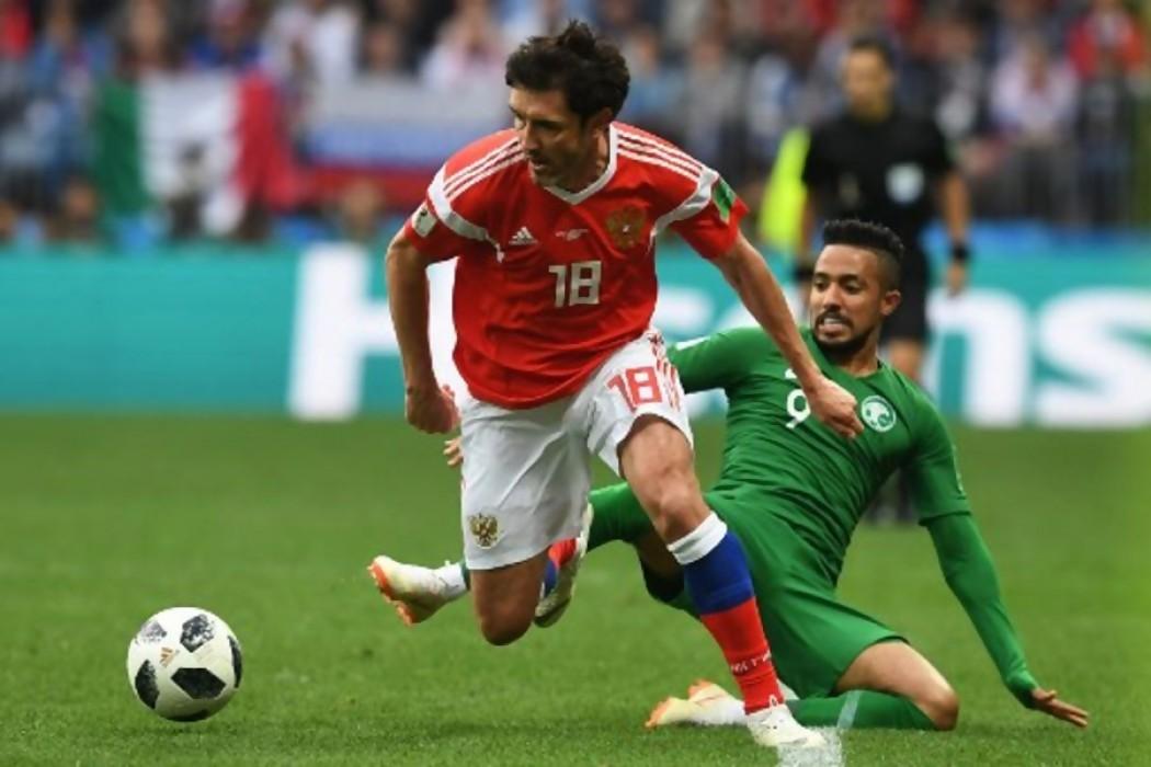 Rusia 5 - 0 Arabia Saudita  — Sol | Del Sol 99.5 en el Mundial Rusia 2018