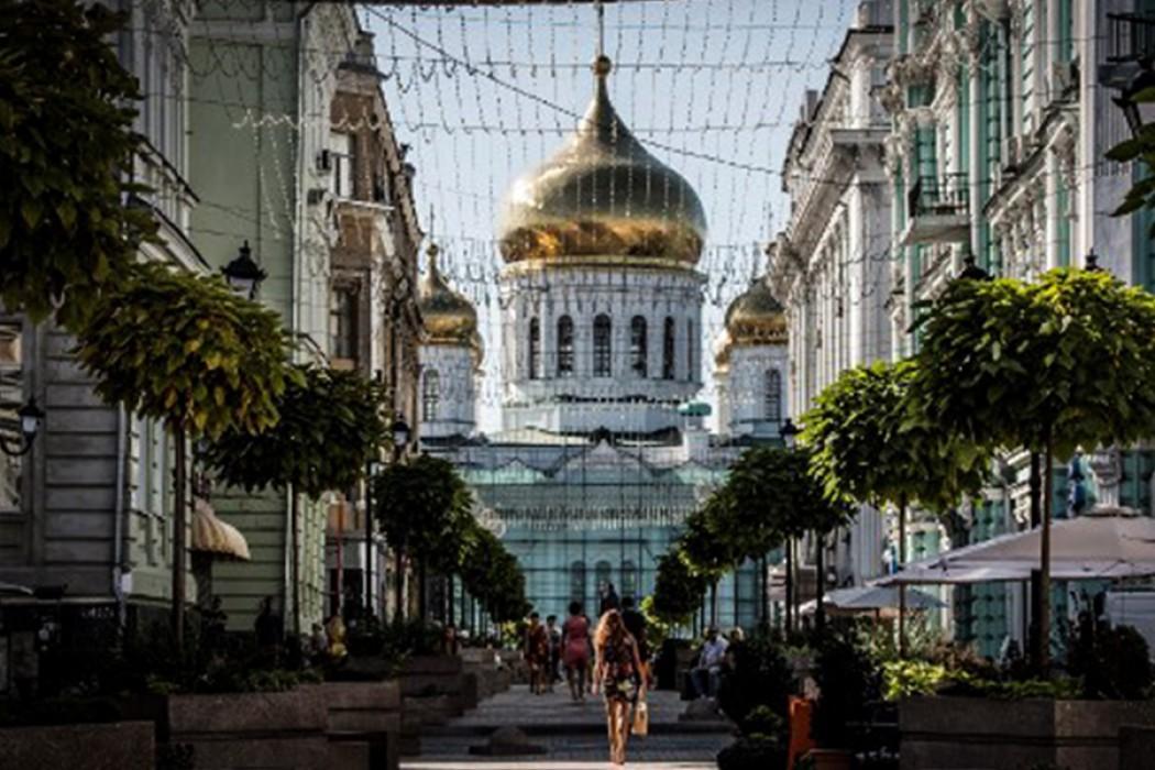 Una recorrida por Rostov  — Audios | Del Sol 99.5 en el Mundial Rusia 2018