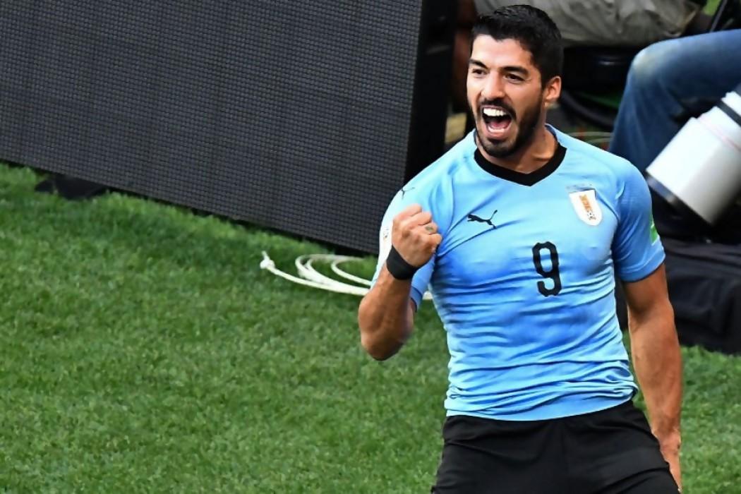 """""""Uruguay clasificó pero futbolísticamente hizo un pobre partido"""" — Audios   Del Sol 99.5 en el Mundial Rusia 2018"""