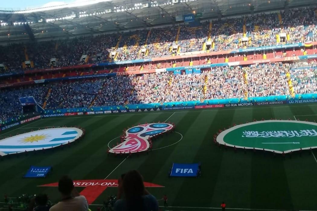 Así se vivió en 13a0 el triunfo de Uruguay — Audios | Del Sol 99.5 en el Mundial Rusia 2018